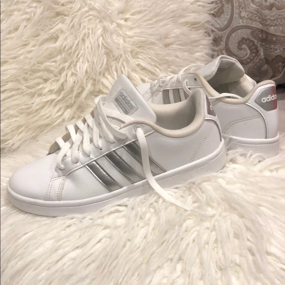 adidas Shoes | Cloudfoam Sneakers With